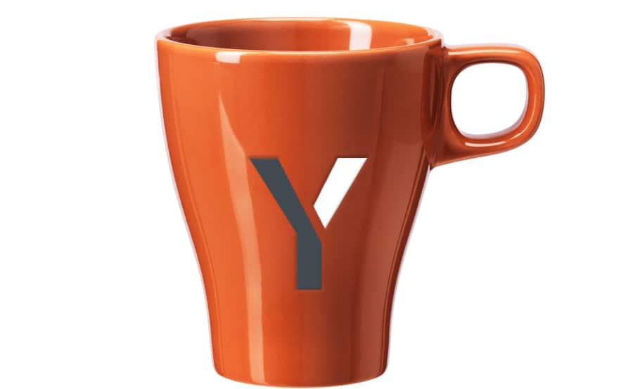 prodotti personalizzati: tazza
