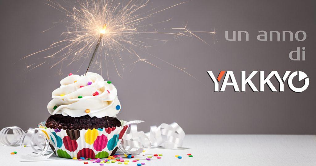 anniversario yakkyo