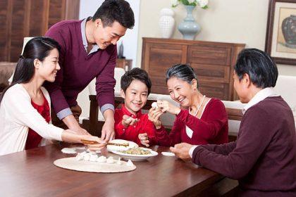 capodanno cinese cena