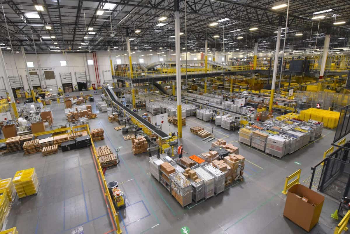 magazzini Amazon yakkyo