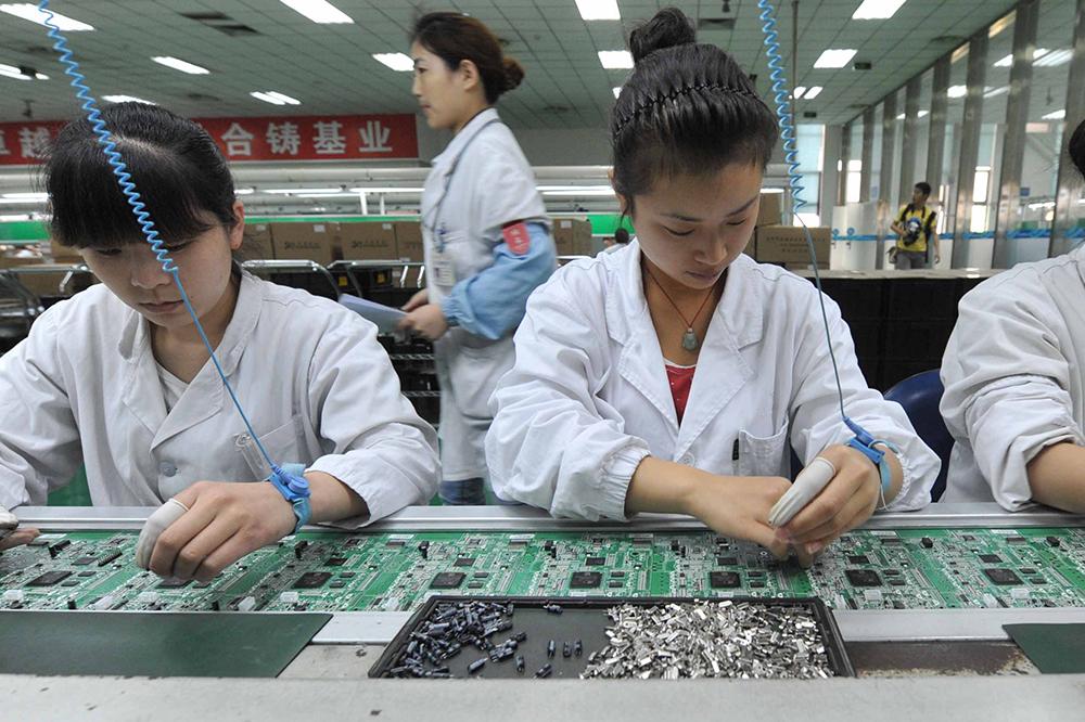 visita fabbriche cinesi