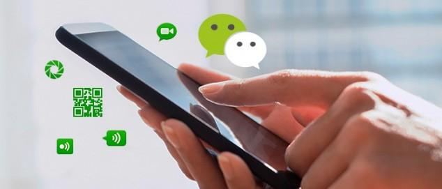 Acquistare con WeChat