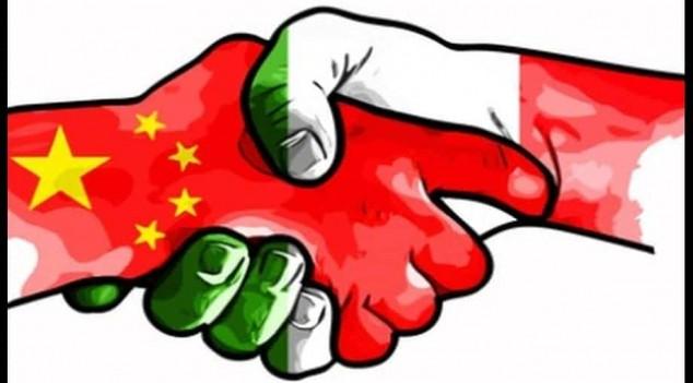 Italia alla conquista della Cina